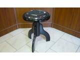 obrázek Dřevěná klavírní otočná stolička