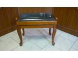 obrázek Dřevěná klavírní stolička Bethowen