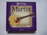 Struny MARTIN M400 na mandolínu 011-038
