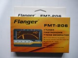 obrázek metronom FLANGER FMT-206