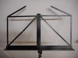 obrázek stojan notový Startone Black