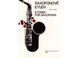 obrázek Saxofonové ETUDY
