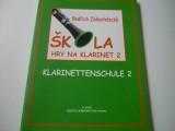 obrázek Škola hry na klarinet č.2 Zákostelecký