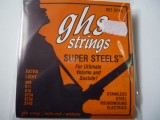 Struny GHS Super Steels 009