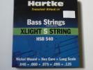 Struny HARTKE HSB 540