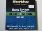 obrázek Struny HARTKE HSB 540
