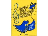 obrázek Lisaá Dagmar Hudební nauka pro malé i větší muzikanty č.1