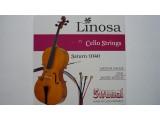 "obrázek Violoncello Linosa Saturn ""D"""