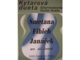 Jirmal Jiří Kytarová dueta Smetana Fibich Janáček