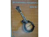 obrázek Máca Jan Bluegrassová mandolína škola hry + CD