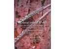 Telemann Triová sonáta D dur pro dvě flétny a basso continuo