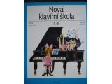 obrázek Janžurová-Borová Nová klavírní škola 1.díl