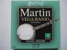 Struny Martin V720 na tenor banjo  009-030