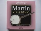 Struny MARTIN V700 na 5-ti strunné banjo 009-020