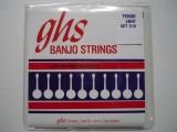 Struny GHS SET 210 na tenor banjo čtyř strunné