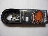 obrázek nástrojový kabel Rock Cable lomený jack  délka 6m