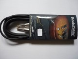 obrázek Nástrojový kabel RockCable RC30206D6 rovný jack délka 6m