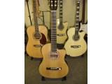 obrázek Elektroakustická kytara Stagg C546TCE-N