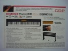 CASIO Privia  CDP-220R