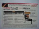 obrázek CASIO Privia  CDP-220R
